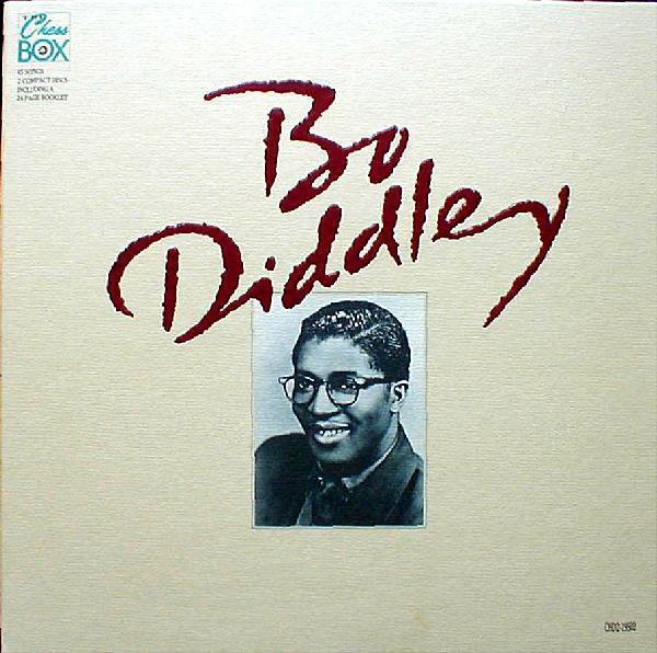 Track 5 - (18:11) Bo Diddley - Bring It To Jerome (Alternate Take)