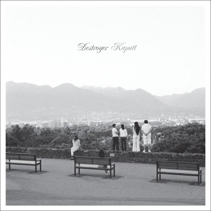 Track 8 - (26:31) Destroyer - Kaputt
