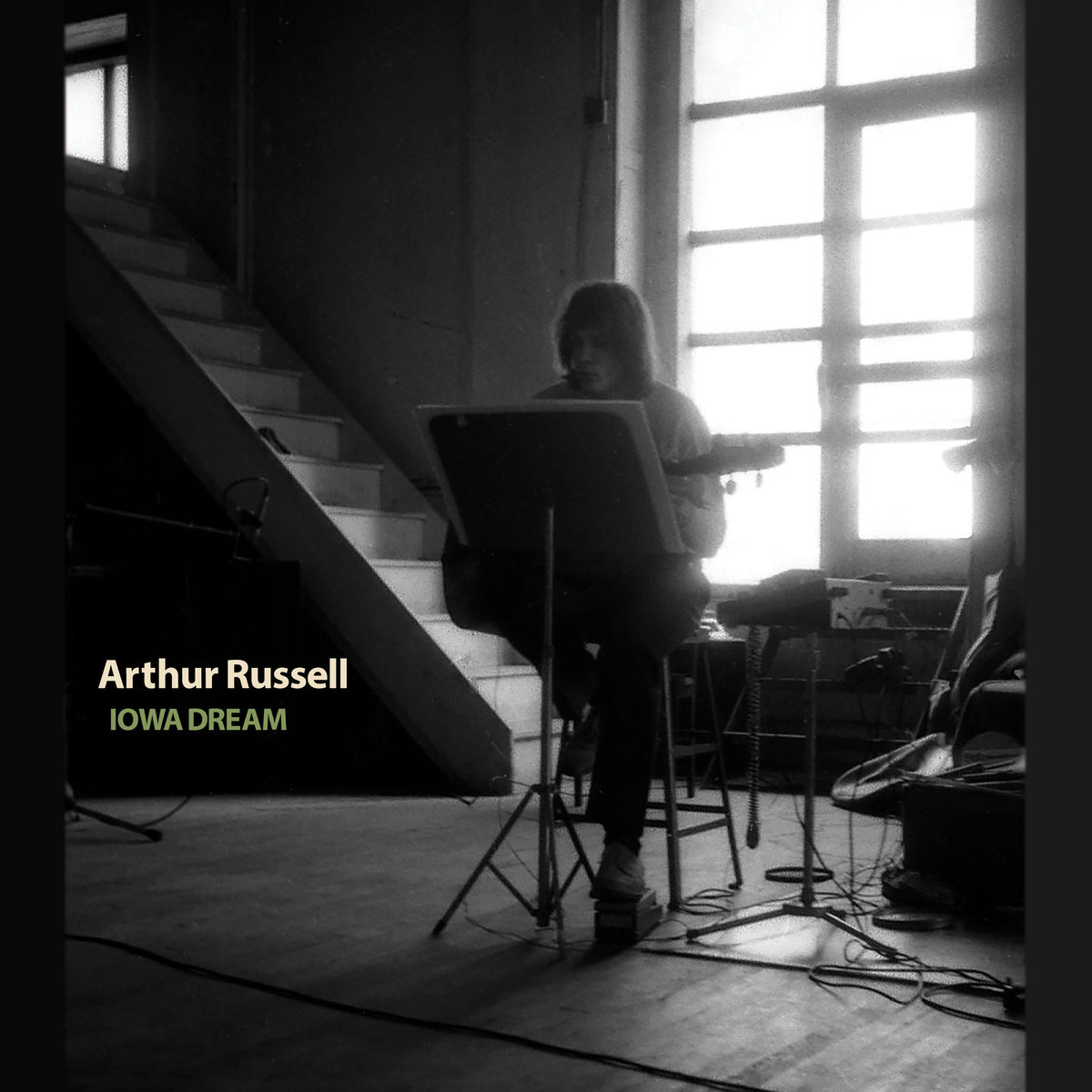 """How is it possible that there is this much amazing unreleased Arthur Russell music? So prolific. This album has some absolute stone cold gems on it, can't wait for the vinyl to show up!"" - - Andrew Jervis"