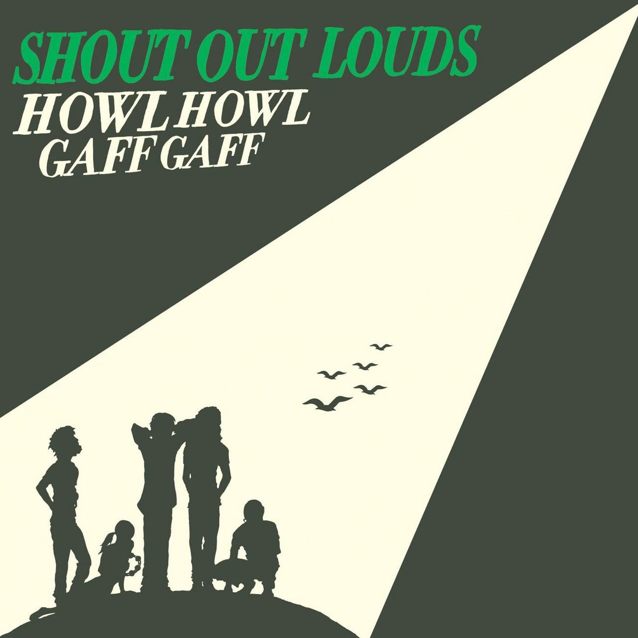 Track 3 - (7:24) Shout Out Louds - 100°