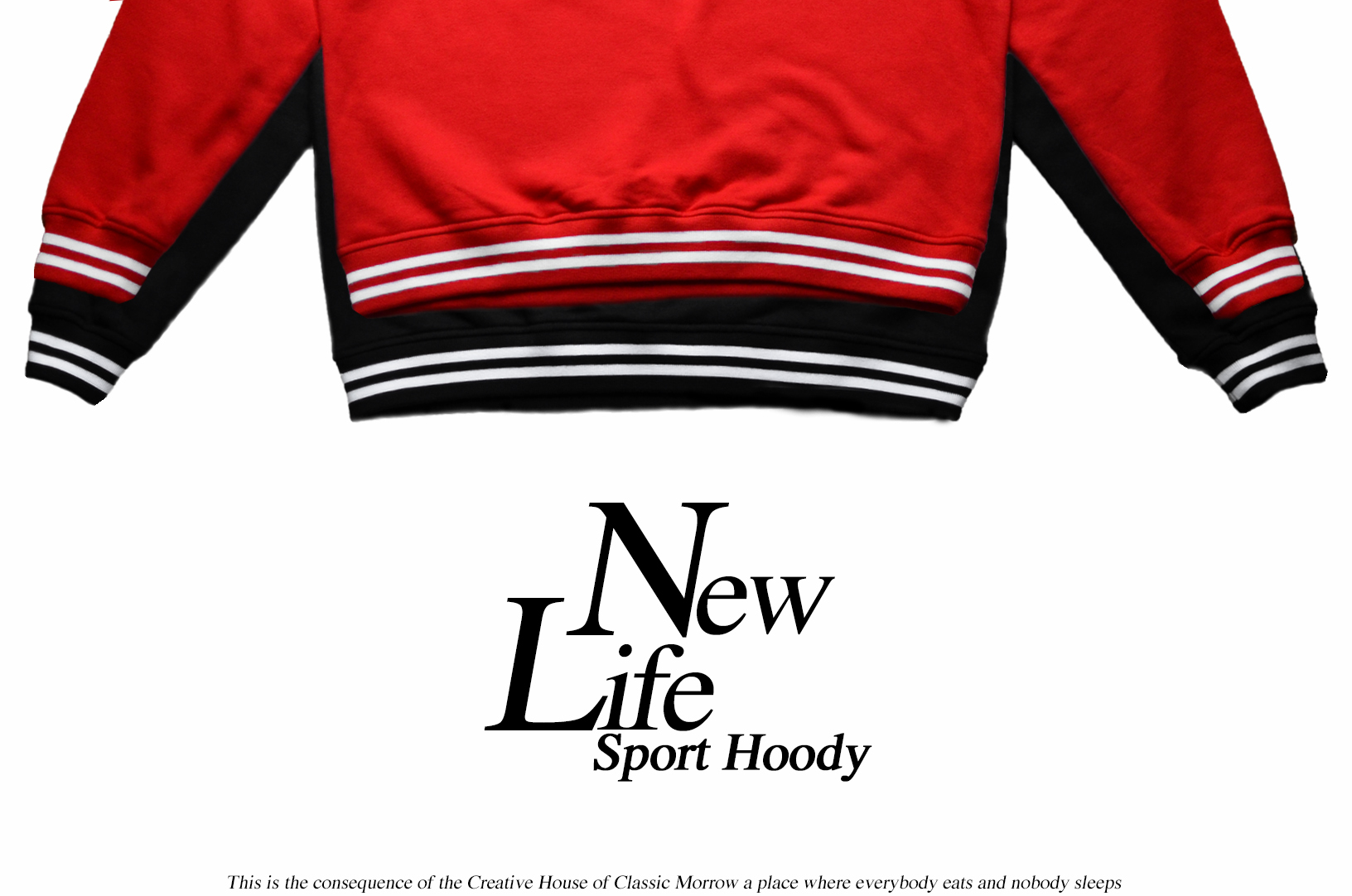 Classic Morrow New Life Hoody