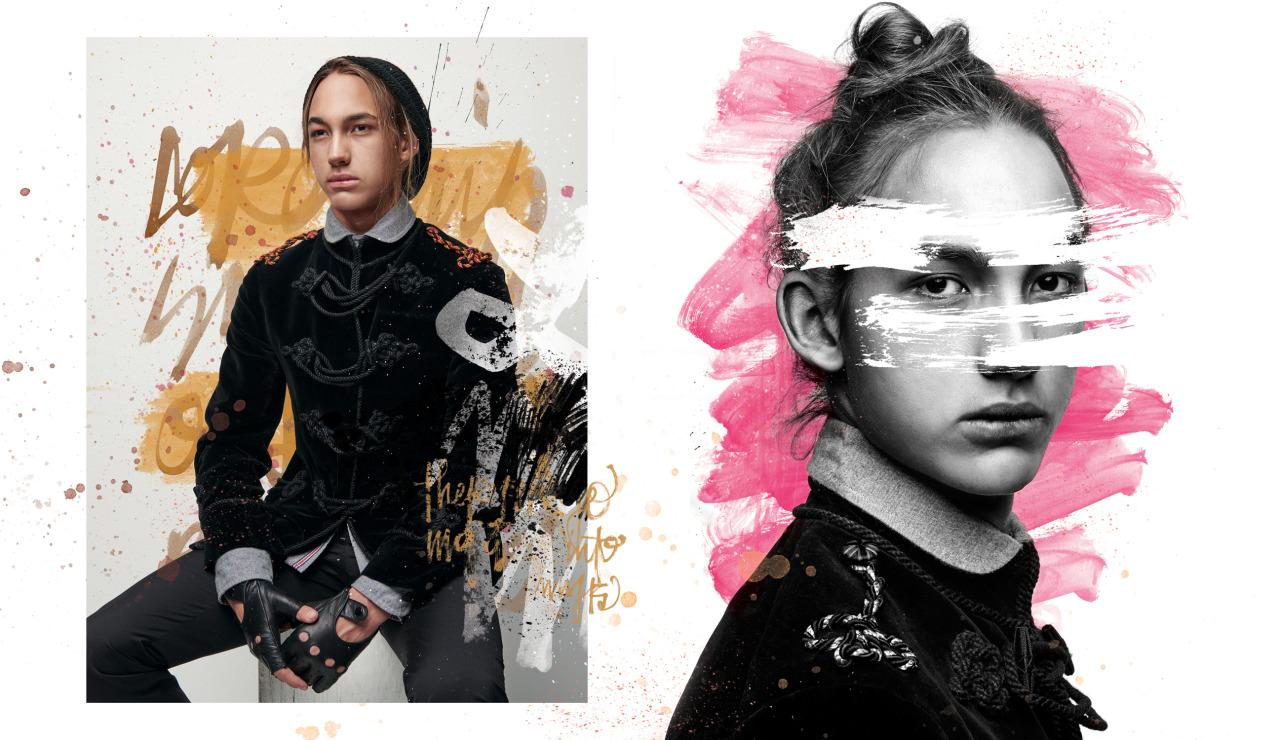 Wallflower / Black Book Ink — Ty Paulhus
