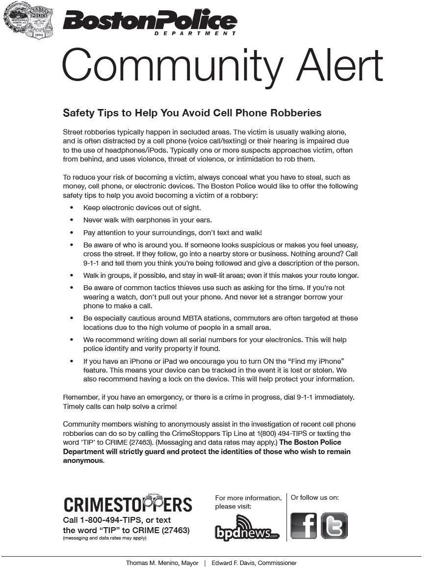 Cell phone commuinity alert.JPG