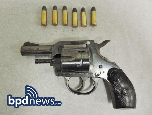 GUN #2 - Smith & Wesson