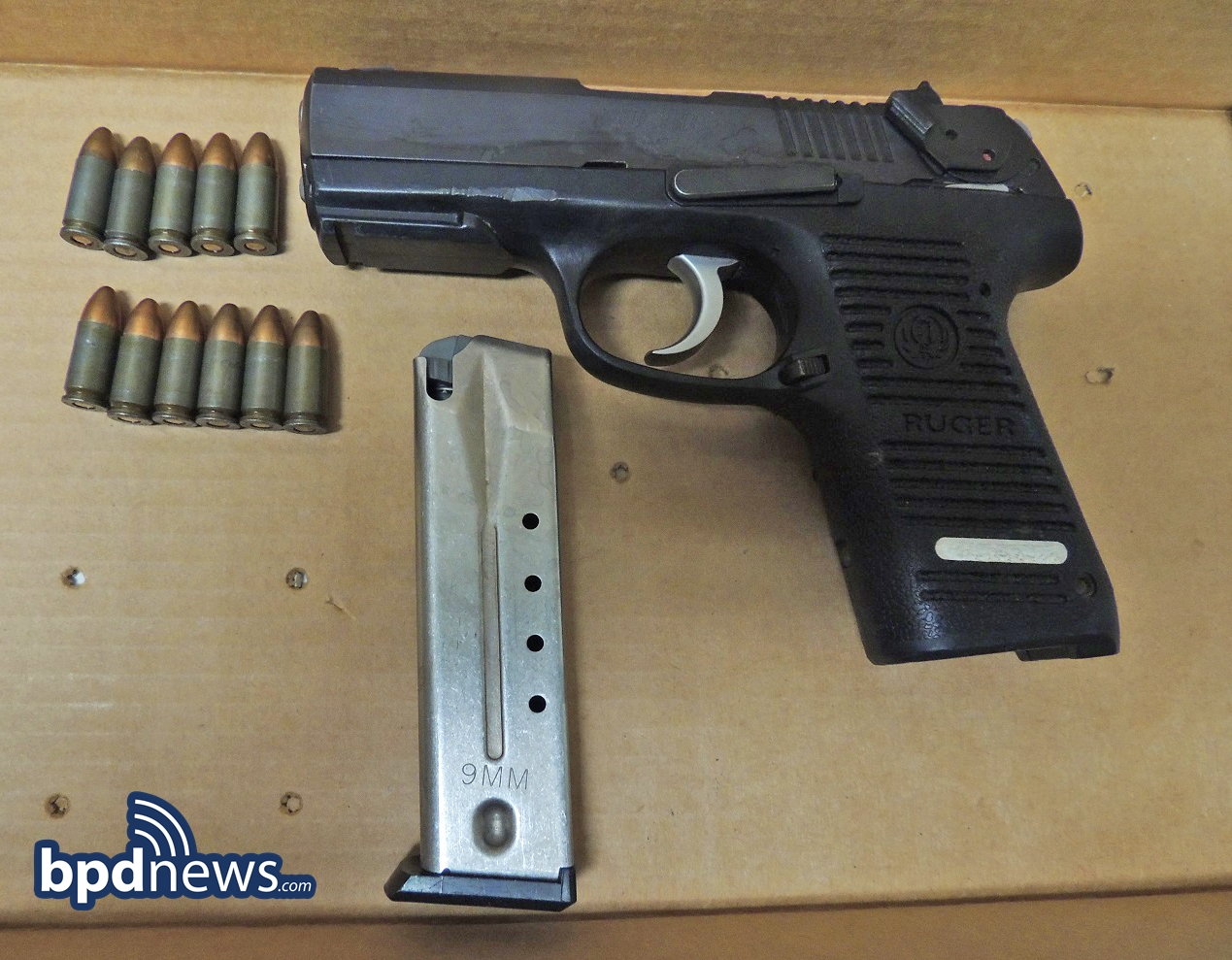 One Less Gun: Tip from Concerned Community Member Enables