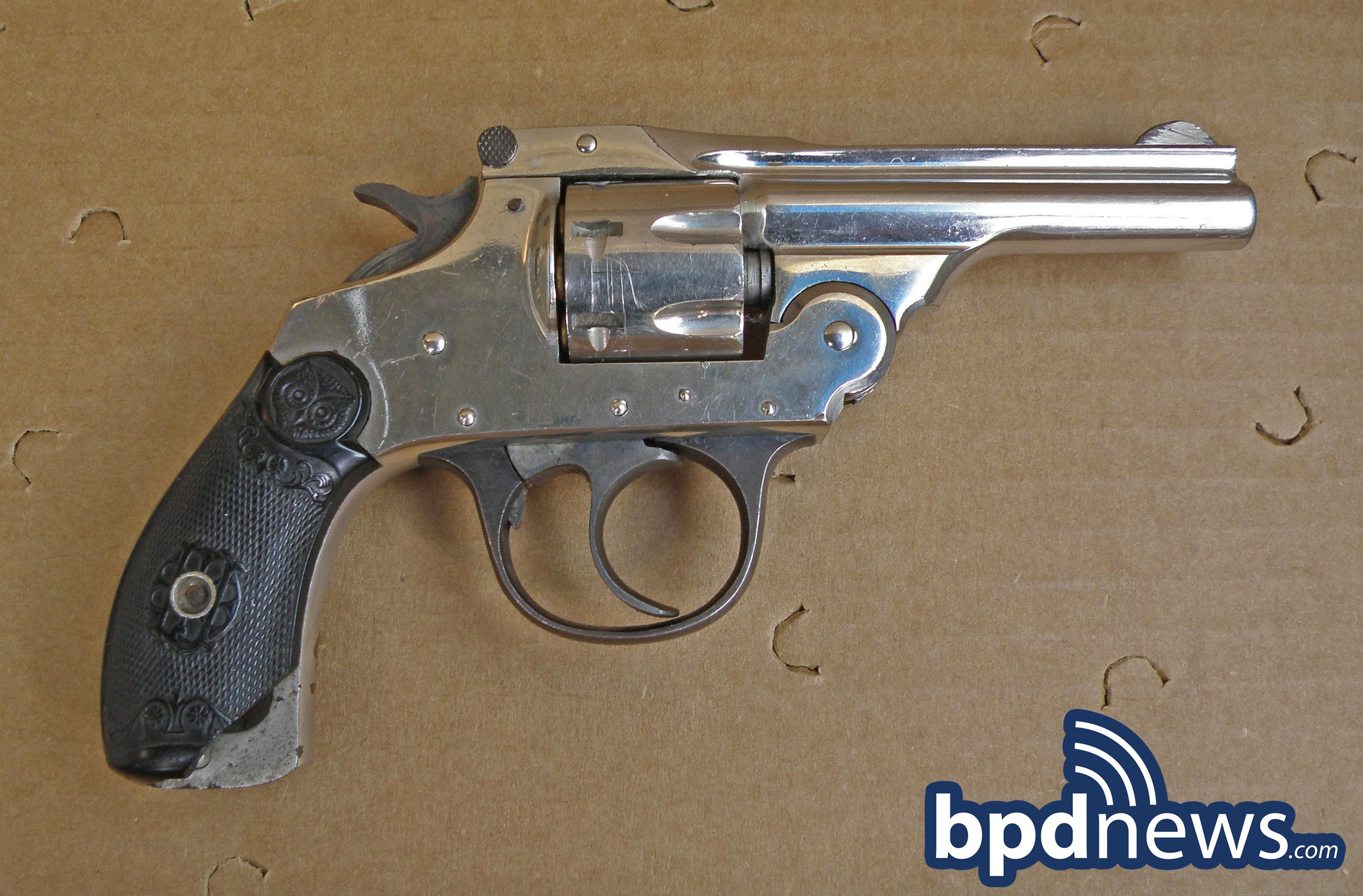 firearm from incident #1