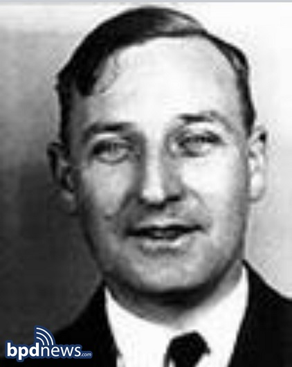 The Boston Police Department Remembers the Service and Sacrifice of Officer John H. Manning Killed in the Line of Duty 83 Years Ago Today