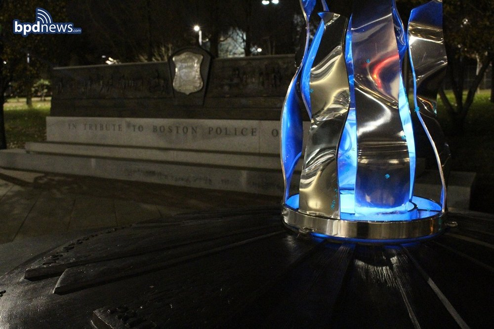The Boston Police Department Remembers the Service and Sacrifice of Officer George J. Hanley