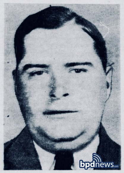 The Boston Police Department Remembers the Service and Sacrifice of Officer James G. McCann Jr. Who Died in the Line of Duty 84 Years Ago Today