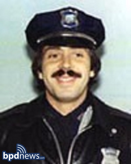 The Boston Police Department Remembers the Service and Sacrifice of Officer Louis H. Metaxas Who Died in the Line of Duty 32 Years Ago Today