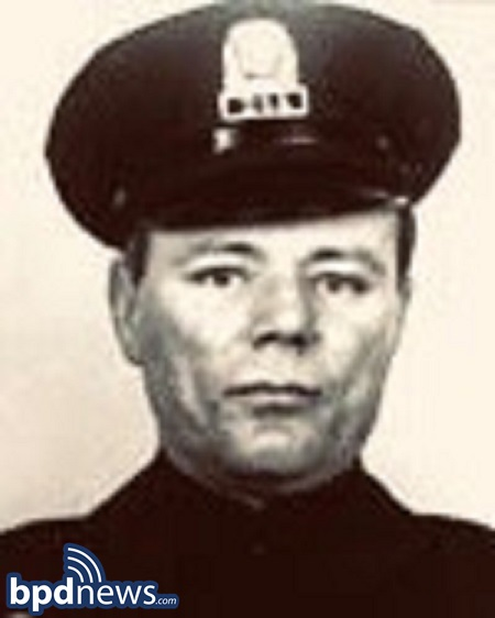 The Boston Police Department Remembers the Service and Sacrifice of Officer William R. Beckman