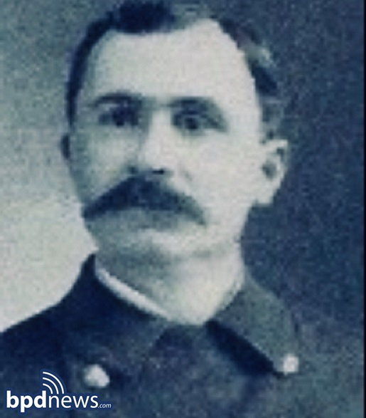 The Boston Police Department Remembers the Service and Sacrifice of Officer Alfred M. Sturdivant 117 Years Ago