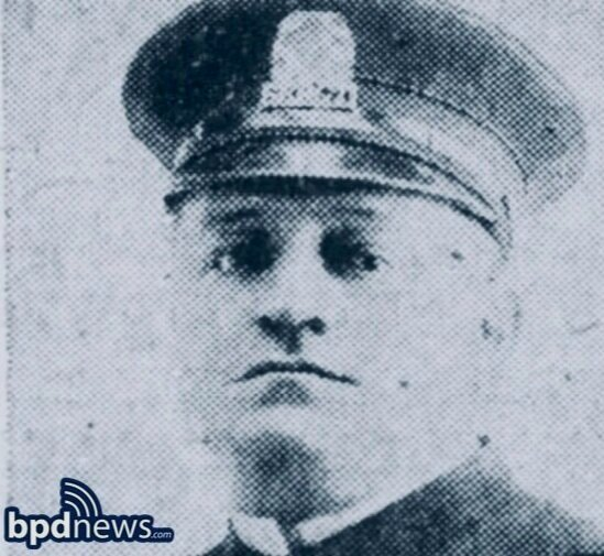 The Boston Police Department Remember the Service and Sacrifice of Sergeant John P. M. Wolfe 89 Years Ago Today