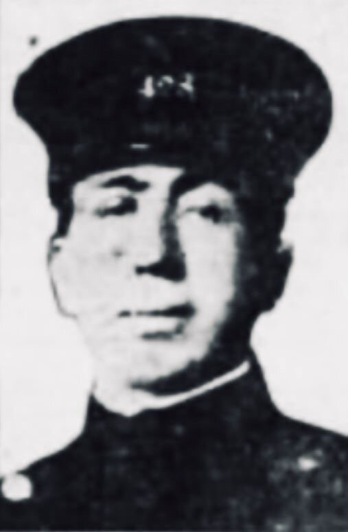 BPD Remembers the Service and Sacrifice of Officer Daniel J. McShane Killed in the Line of Duty 99 Years Ago Today
