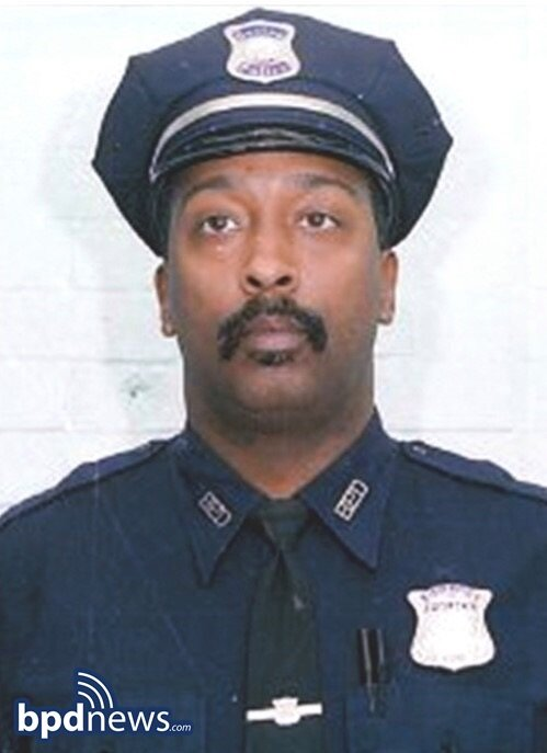 The Boston Police Department Remembers the Service and Sacrifice of Officer Berisford Wayne Anderson 27 Years Ago Today