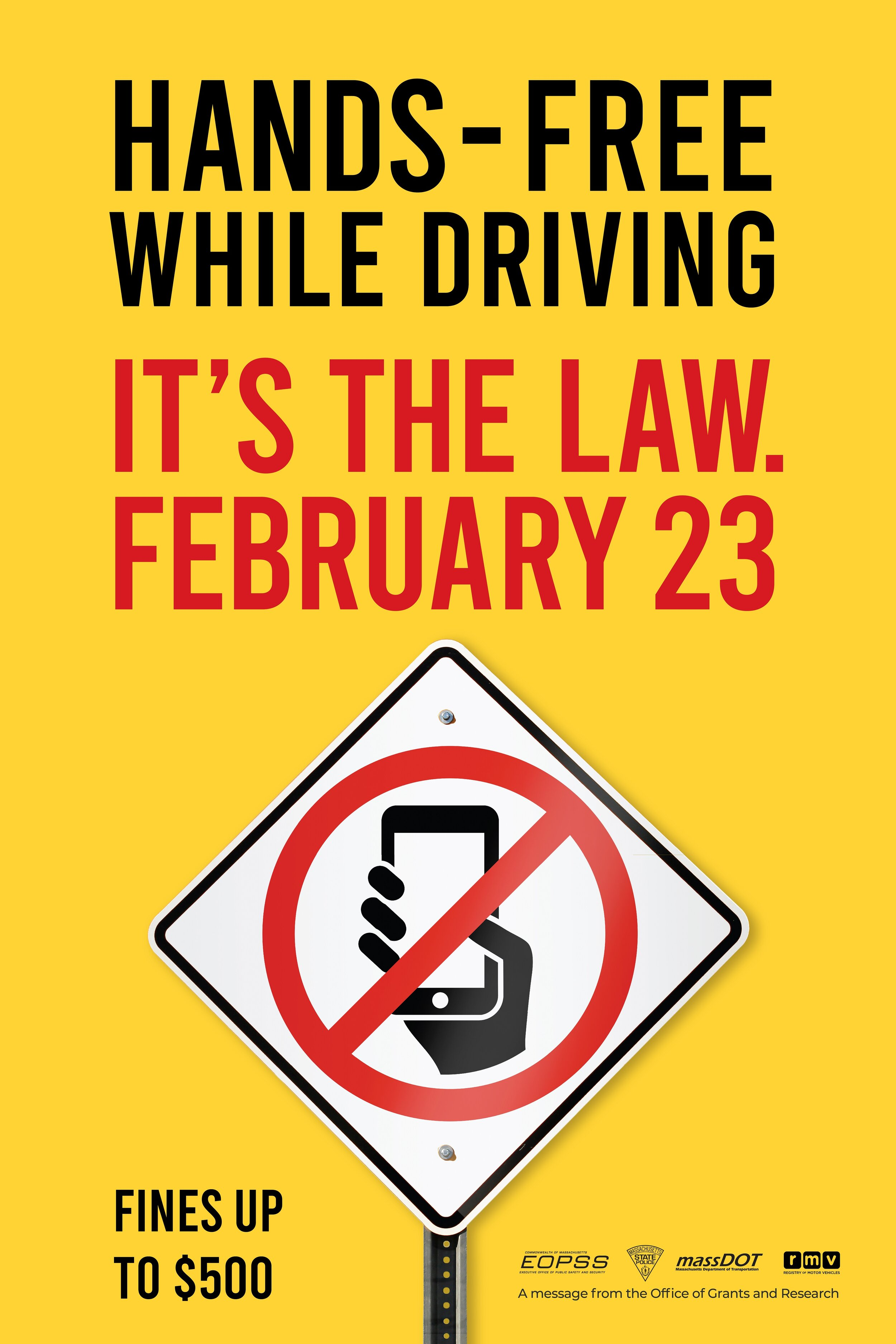 It S The Law Hands Free While Driving