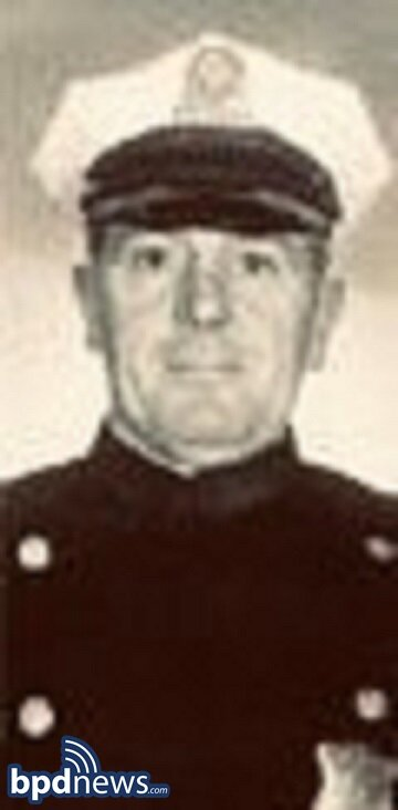 The Boston Police Department Remembers the Service and Sacrifice of Officer Francis B. Johnson 52 Years Ago