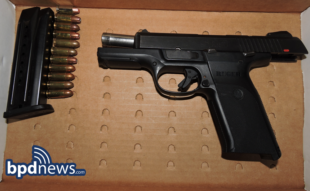 Officers Arrest Three Juveniles and Recover a Firearm Following Armed Robbery in Dorchester
