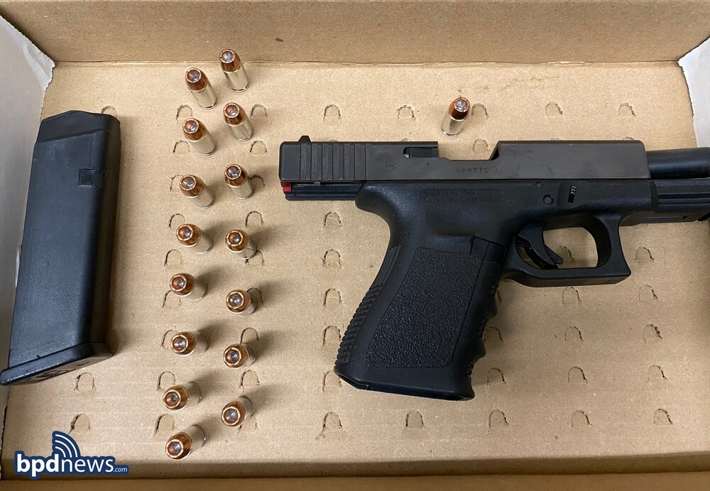 Two Arrested after a Traffic Stop Leads to the Recovery of Two Loaded Firearms