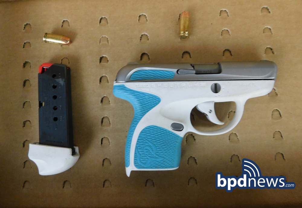 Shots Fired Call in Roxbury Ends With Two Under Arrest and the Recovery of Two Loaded Firearms