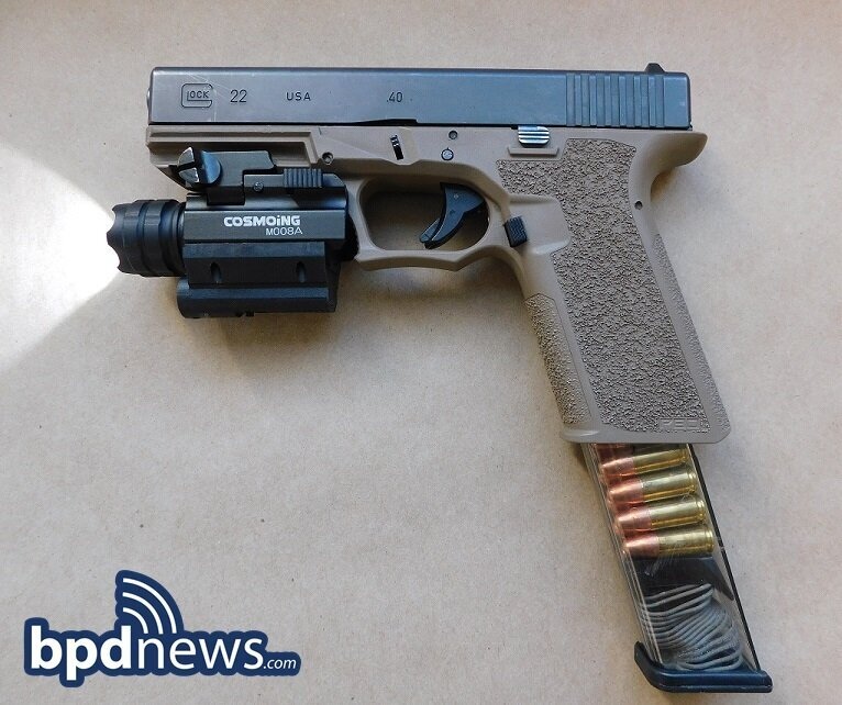 Suspect in Custody and Loaded Firearm Recovered Following Shots Fired Incident in Roxbury