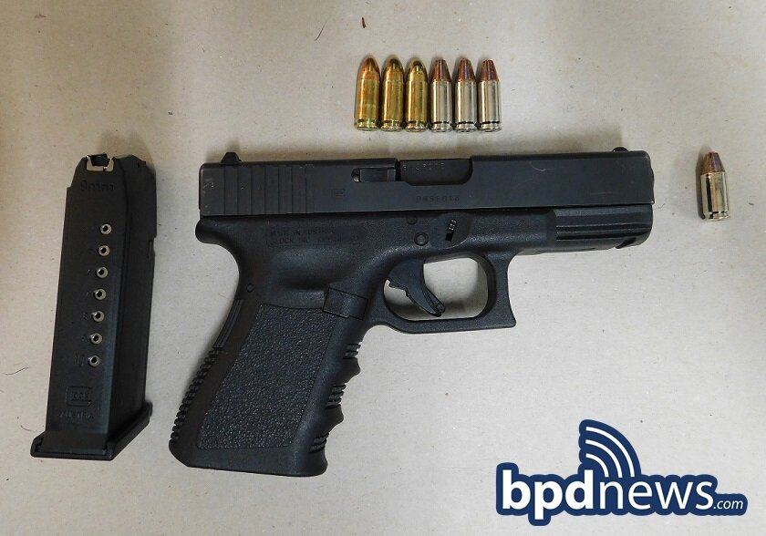 Two Suspects in Custody and Two Loaded Firearms Recovered Following Youth Violence Strike Force Investigation in South Boston