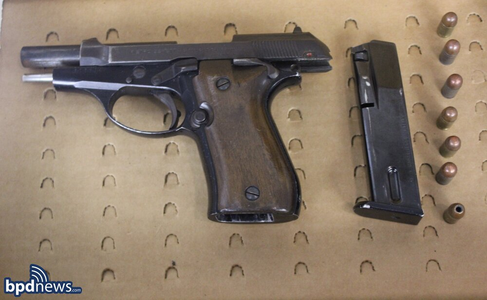 Speeding Suspect Arrested After Officers Recover Loaded Firearm in his Waistband in Dorchester