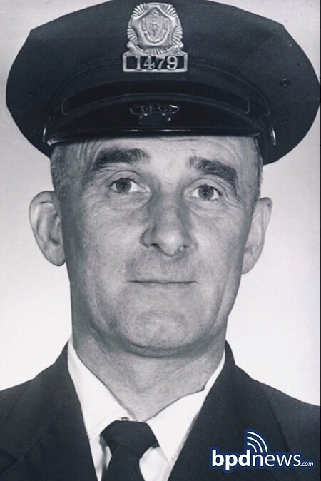 The Boston Police Department Remembers the Service and Sacrifice of Detective John D. Schroeder 47 Years Ago Today