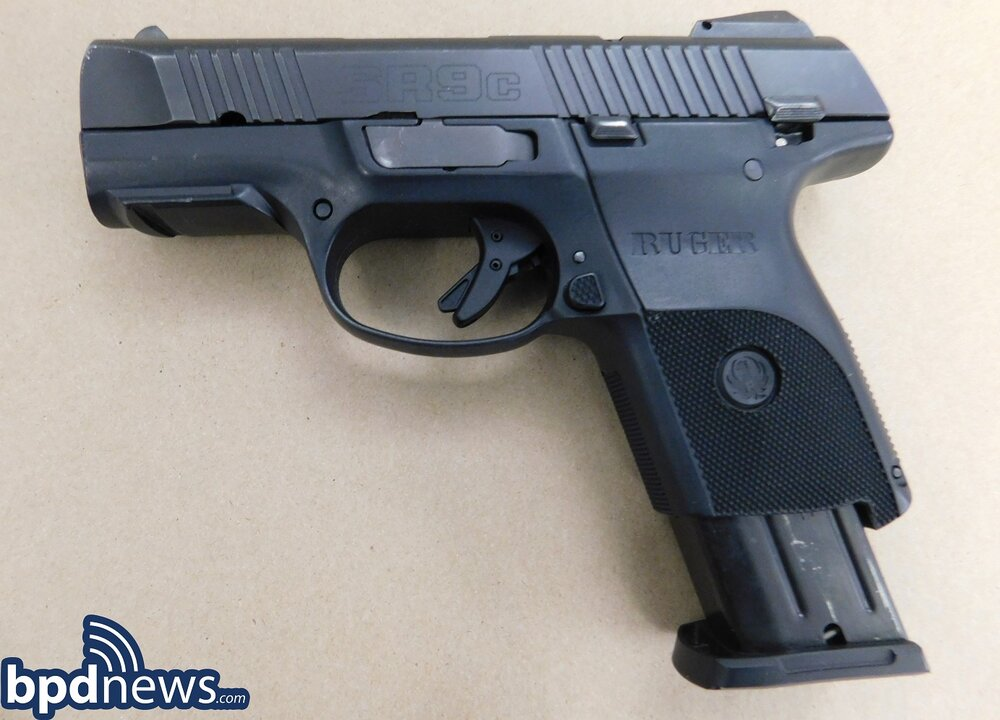 Quick Response Leads to Arrest and the Recovery of a Loaded Firearm After Shots Fired in Roxbury