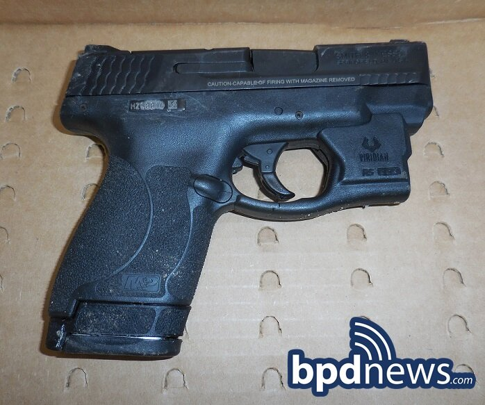 Teenage Suspect Arrested on Second and Subsequent Firearm Charge After BPD Officers Respond to Call for a Person with a Gun in Dorchester