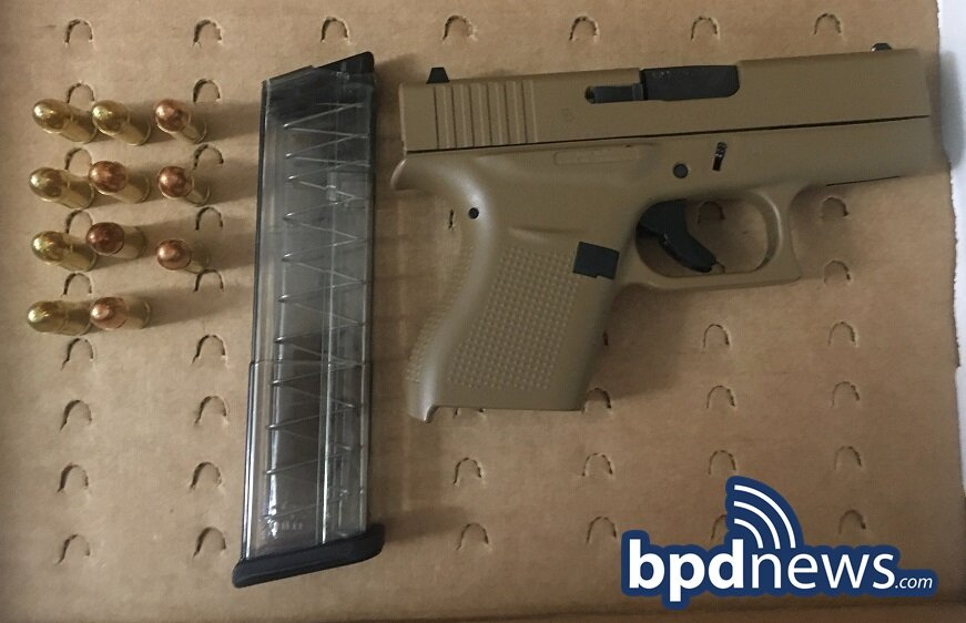 BPD Officers Arrest Three Suspects While Recovering Two Loaded Firearms During Investigation in Roslindale