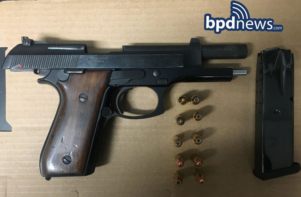 Officers Arrest One and Recover a Firearm Following an Investigation