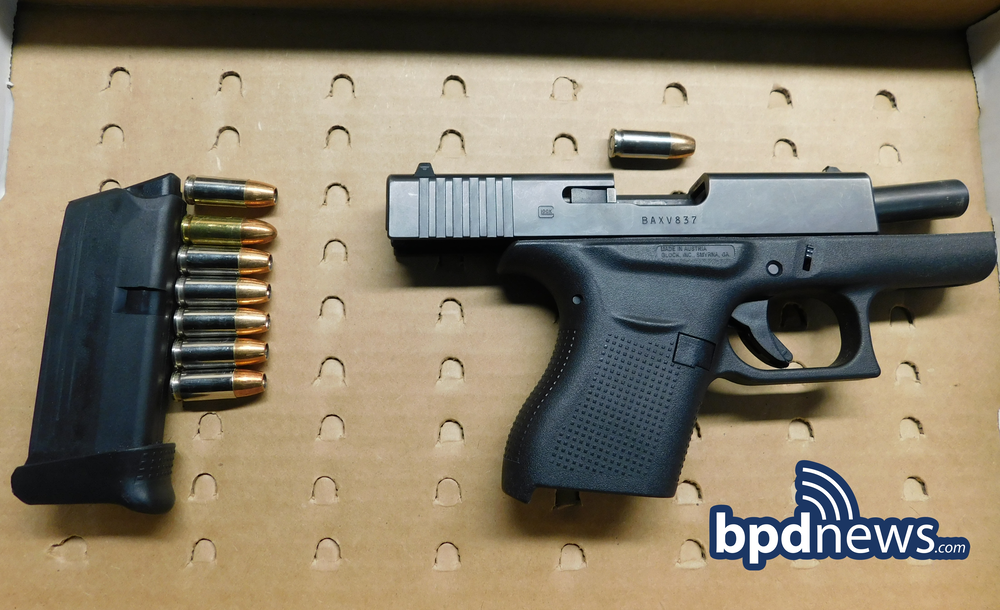 Over 8 Hours Officers Arrest Four and Recover Three Illegal Firearms in Separate Incidents Across the City