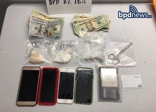 Officers Execute Search Warrants in Roslindale Resulting in a Drug Trafficking Arrest