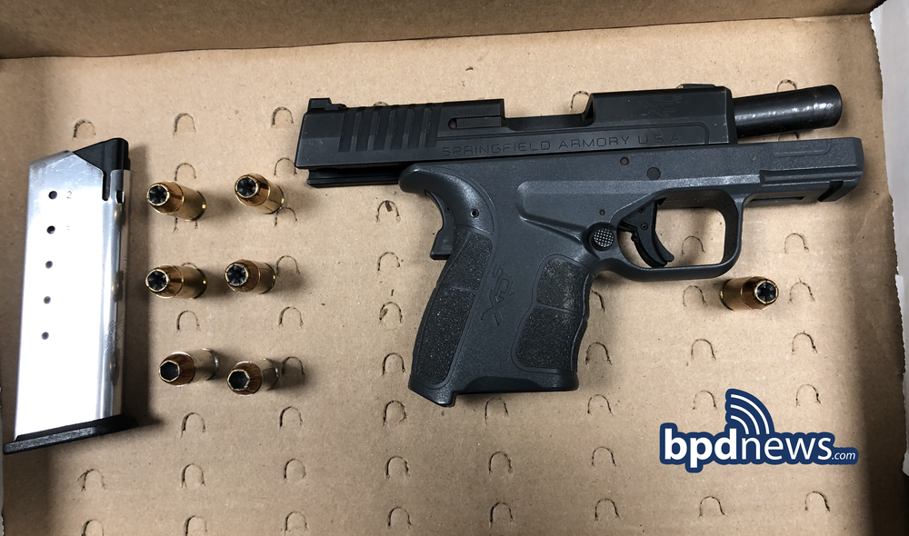 Officers Arrest Three and Recover Two Firearms Following Traffic Stop in Dorchester