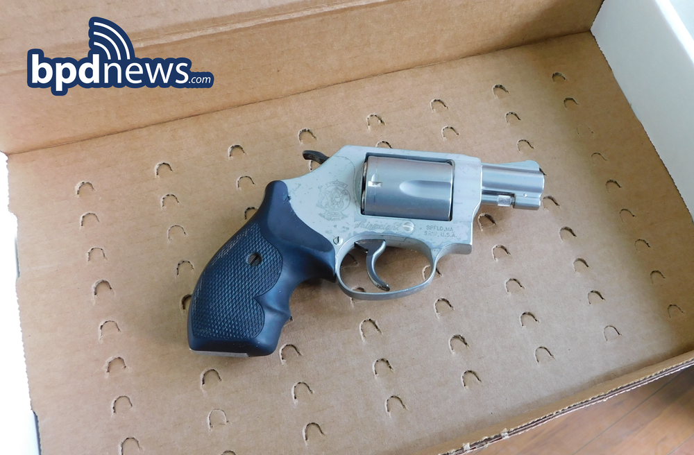 Officers Place One Under Arrest, Recover Drugs and a Loaded Firearm in Jamaica Plain