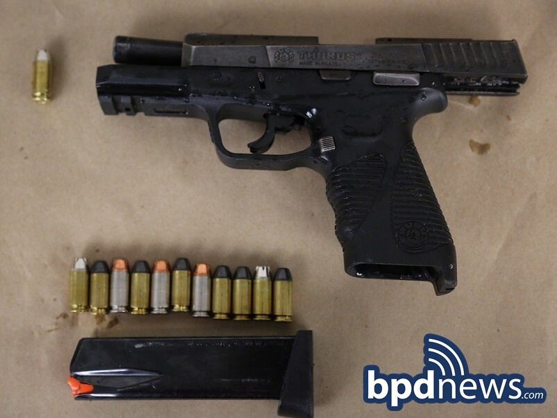 Suspect in Custody and Loaded Firearm Recovered Following Traffic Stop in Dorchester