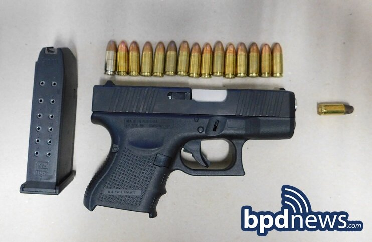 Two Suspects in Custody After BPD Officers Recover Loaded Firearm and Drugs During Traffic Stop in Jamaica Plain