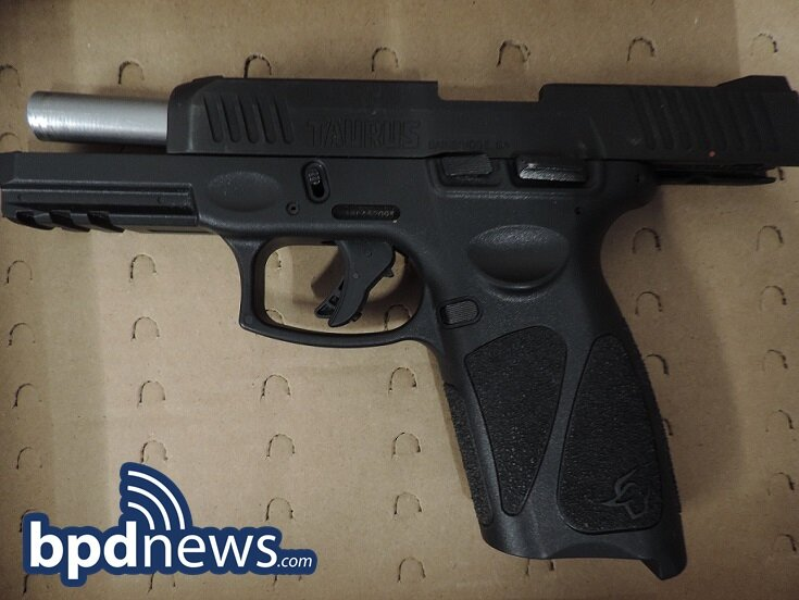 Suspect in Custody After BPD Officers Respond to Call for Person with a Gun in Charlestown