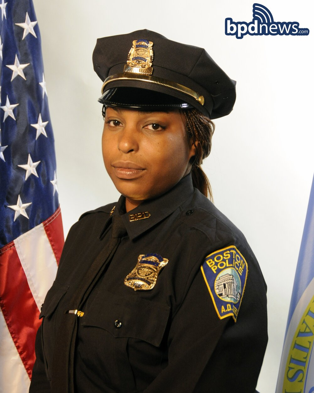 In Memoriam: The Boston Police Department Mourns the Passing of Detective Charisse Brittle-Powell