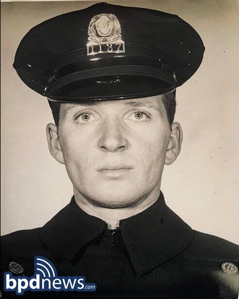 The Boston Police Department Remembers the Service and Sacrifice of Officer Edward G. Lynch