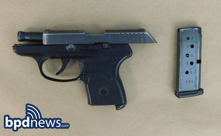 Good Samaritan Discovers a Discarded Firearm in Dorchester and Contacts the Boston Police