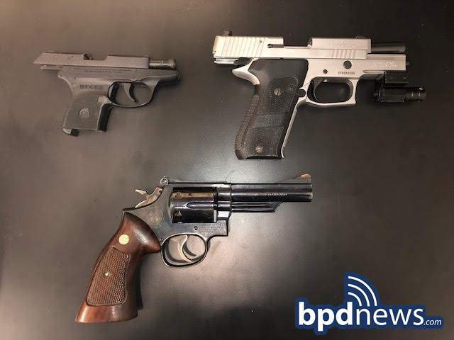 Suspect in Custody After Federal Search Warrants Lead to the Recovery of Nine Loaded Firearms, Drugs and Cash During Collaborative Investigation in Randolph, Quincy and Dorchester