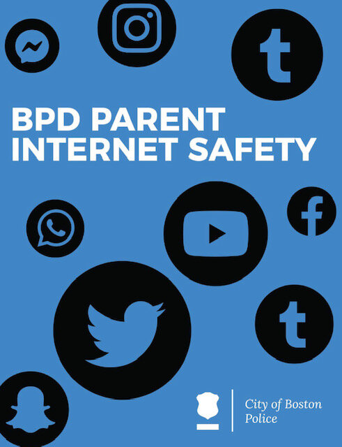 The Boston Police Department Issues Parent Internet Safety Guidelines