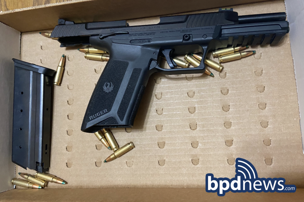 Two Suspects in Custody After Joint Investigation Leads to the Recovery of Loaded Firearm and Drugs in East Boston