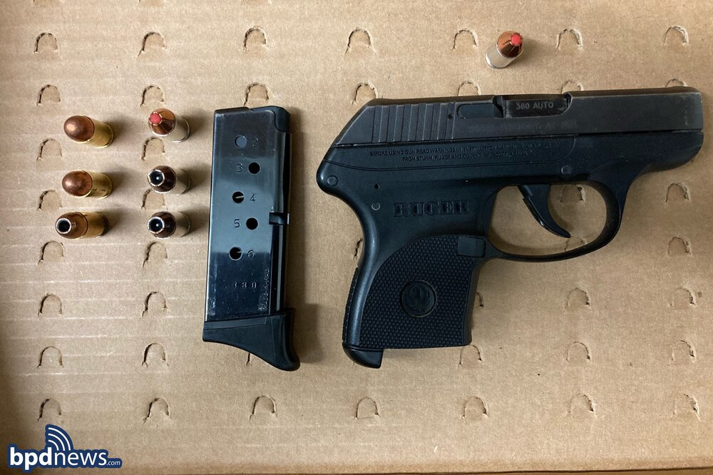 Officers Recover a Loaded Firearm and Arrest One Suspect after a Traffic Stop in Hyde Park