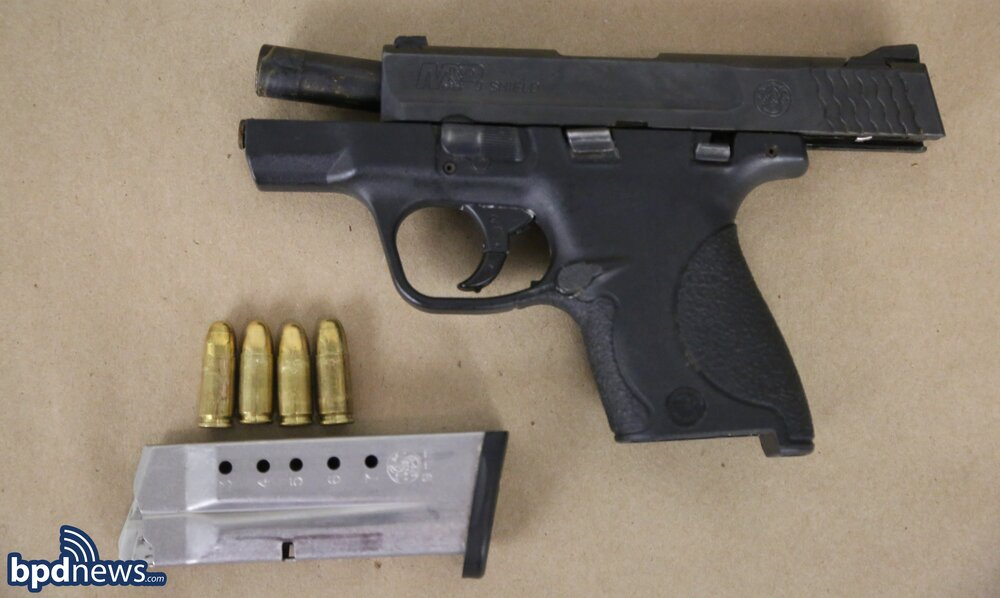 Officers Arrest Brockton Man on Drug and Firearm Charges in Roxbury