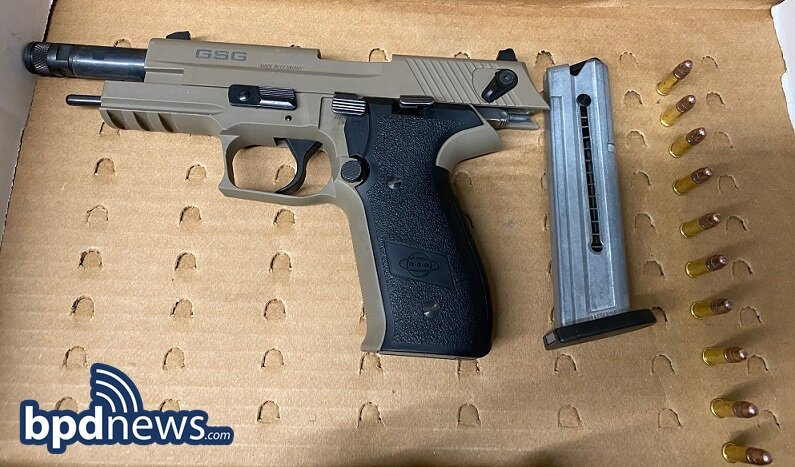Three Suspects Arrested After Loaded Firearm Recovered During Traffic Stop in the Fenway