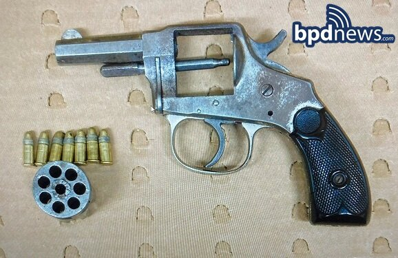 Two Teenage Suspects in Custody After BPD Officers Recover Loaded Firearm During Investigation in Brighton