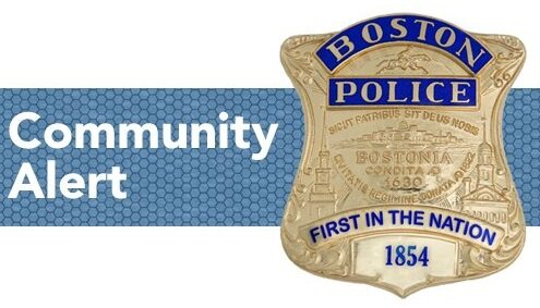 BPD Community Alert: Boston Police Detectives Seeking the Public's Help Following Recent Incidents of BB Guns Being Fired in the Area of 1990 Columbus Avenue in Roxbury
